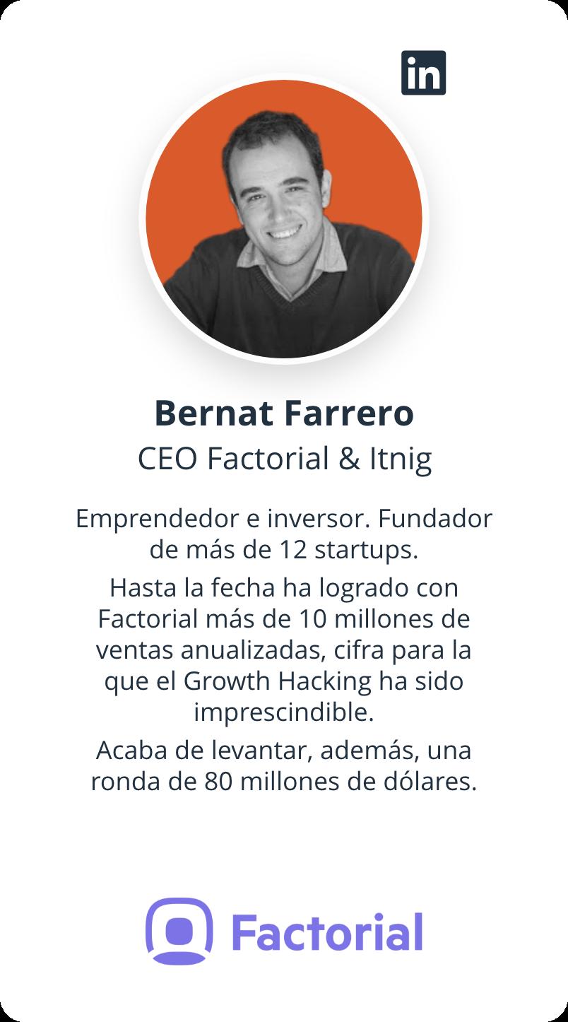 Bernat Farrero