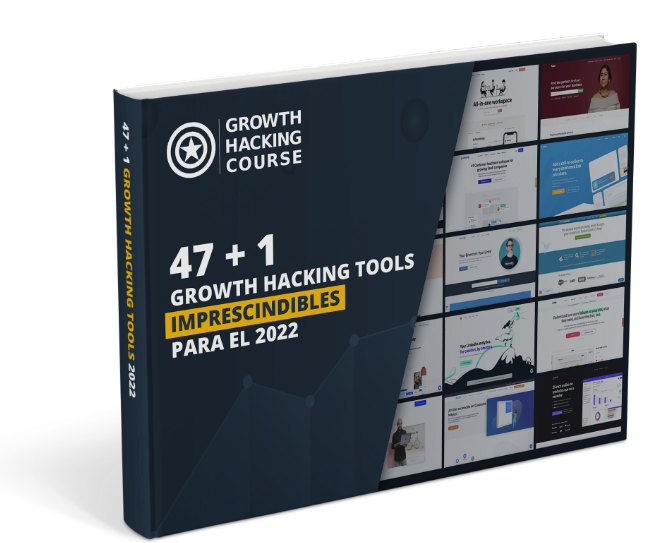 E-book 47+1 Growth Hacking Tools 2022