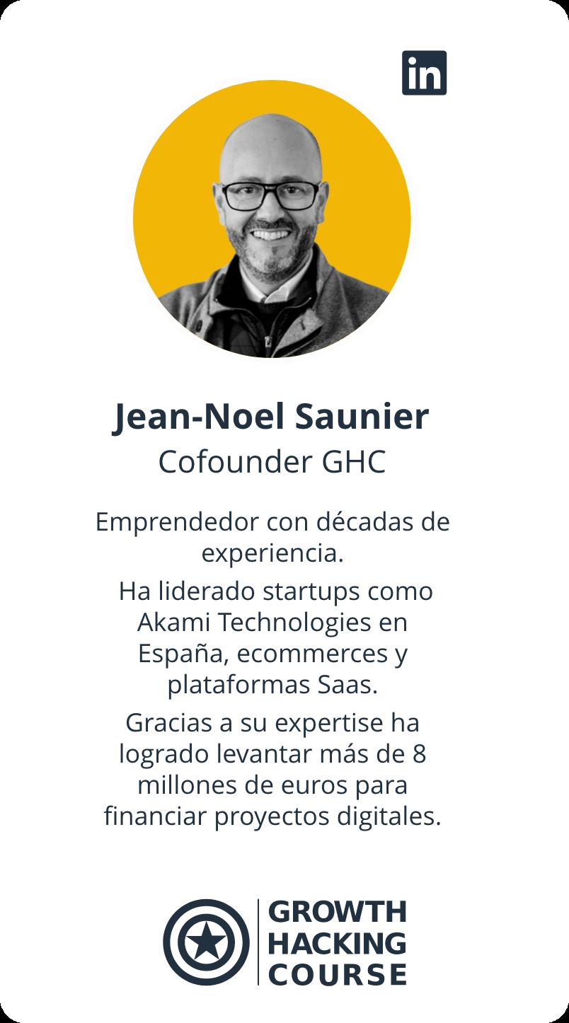 Jean-Noel Saunier