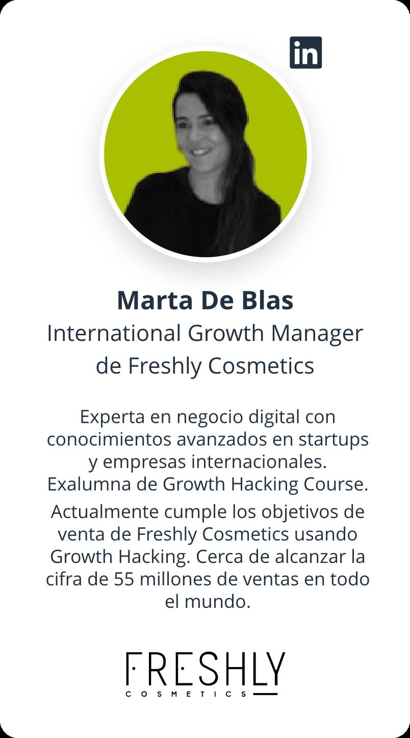 Marta de Blas